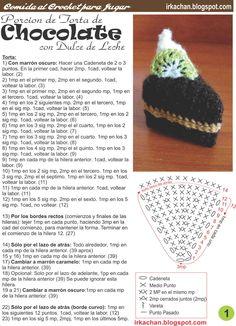 Crochetfood3+porcion+chocolate1.jpg (1155×1600)