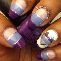 VALENTINE by boom_nailedit #nail #nails #nailart