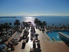 Medplaya Hotel Riviera**** with amazing sea view, Benalmádena Costa, Spain