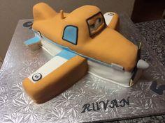 Disney Planes cake for my son Ruvan 5th birthday