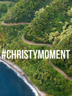Christy survived the road to Hana have you? #christymoment #christymiller #robinjonesgunn #bookshoprobingunn
