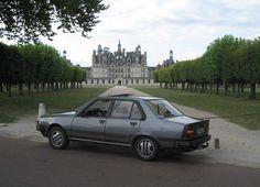 Renault 18 a Chambord