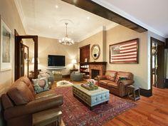Federation lounge room