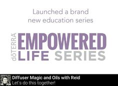 dōTERRA Year In Review  I absolutely love the Empowered Life Series because it teaches people how to incorporate essential oils into their lives through video on demand.  If you missed any of the previous episodes you can catch them here: http://ift.tt/2ydjs4y  Which  is your favorite topic so far?  Inspired by YOU! Let's do this together Get your oils at a discount here 에센셜 오일을 할인된 가격에 구매하세요  http://ift.tt/2fGo1hk              #doterra #essentialoils #aromatherapy #naturalsolutions…
