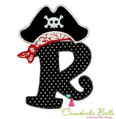 Pirate Initial