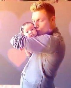 Nick Carter, Backstreet Boys, Guys, Children, Celebrities, Face, Handle, Young Children, Boys