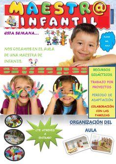Educación Infantil  Propuesta pedagógica de una maestra