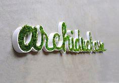 Typographie #5 : Objets créatifs !   Blog du Webdesign