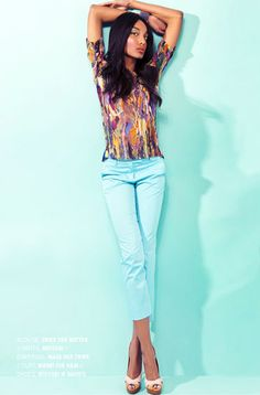 KENTON MAGAZINE  Fashion styling: Kirsten Reader, Judy Inc