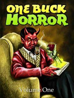 """One Buck Horror: Volume One""  ***  Christopher Hawkins  (2011)"