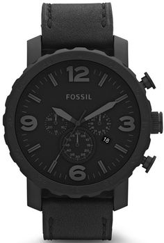 JR1354 - Authorized Fossil watch dealer - MENS Fossil NATE, Fossil watch, Fossil watches