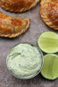 Avocado and Cilantro Mayonnaise Dipping Sauce
