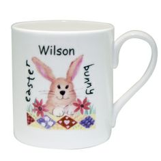Personalised dotty easter mug with egg from personalised gifts personalised dotty easter mug with egg from personalised gifts shop only 1299 easter gifts pinterest negle Image collections