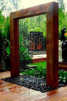 Beautiful garden design creates amazing outdoor living spaces while balancing and harmonizing landscaping ideas and turning imperfections into spectacular details. Lushome shares a few interesting landscaping ideas and creative garden design techniques that help visually expand small spaces and bala