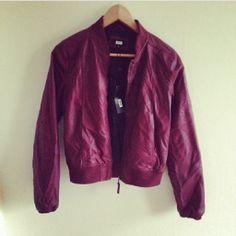 Mega snygg jacka ifrån bik bok. | Vintage & Second hand -  http://www.getosom.com/a/510792-5617061308923904  #vintage #secondhand #fashion #osom #iwantthis