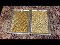 Hayat Mutfakta: 3 Dakikada Yağlı Aspiratör Filtresi Nasıl Temizlenir?