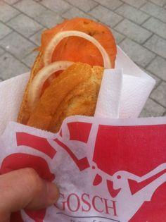 Fish sandwich @Sue Goschinski - List, Sylt