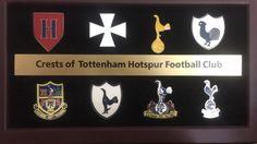 Tottenham Hotspur Football, White Hart Lane, Crests, Football Team, Sons, Club, History, Design, Historia