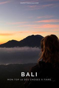 Mon top 10 des choses à faire à Bali