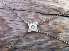 Great Gatsby opal necklace /  20s jewelry / by JohannaVintage, $168.00