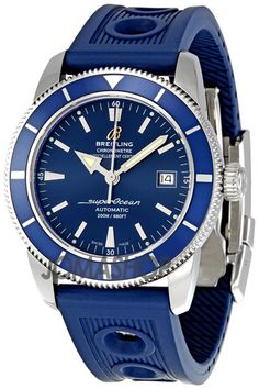 Breitling SuperOcean Heritage Blue Dial Mens Watch A1732116-C832