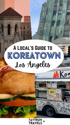 Visiting Los Angeles? Don't forget to explore this unique neighborhood rich with historical heritage and more restaurants than you can count. Learn more about Koreatown here! Us Travel Destinations, Places To Travel, Koreatown Los Angeles, Los Angeles Travel, Travel Outfits, United States Travel, Future Travel, California Travel, Travel Usa