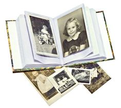 Week 20: Rehouse old archival photos. Includes info on how to store by time period photos were taken.