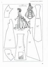 New Doll Dress Pattern Free Monster High Ideas Diy Clothes Patterns, Barbie Sewing Patterns, Doll Dress Patterns, Sewing Dolls, Sewing Patterns Free, Gown Pattern, Ag Dolls, Girl Dolls, Monster High Kleidung