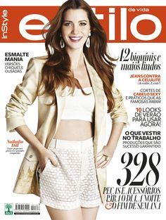 Edição 134 - Novembro de 2013 - Nathalia Dill