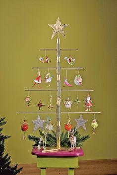 Krinkles Online - Table Top Twig Display Tree