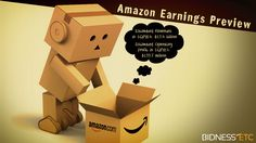 Amazon.com, Inc.: What To Expect From The Earnings Announcement Today