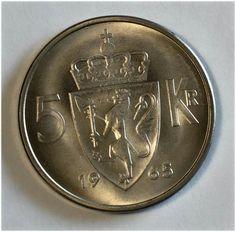5 kroner 1965 kv0