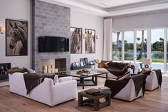 Golf Brook Home by Pegasus Builders | HomeAdore