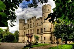 Rokosowo Palace, Poland   Wonderful Castles In The World