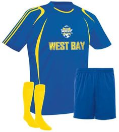 Chicago Soccer Package. Available in 21 colors, great Soccer Uniform Package for your team, club or league. $24.99