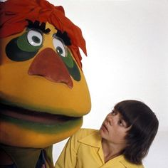 HR Pufnstuf and Jack Wild...man I had such the uber crush on Jack