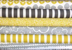 OK FRIENDS! :) PLEASE REPIN THIS! :) I need 15 repins by Sept 27th in order to win this fat quarter bundle! :) If you want to see about winning your own, go here: (yes multiple people can win!) ihavetosay.typepa... ****BELLA fat quarter bundle--6 pieces---1-1/2 yards total--Lotta Jansdotter for**** Windham Fabrics. $15.75, via Etsy.