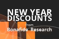 New Year Discounts from Bonafide Research