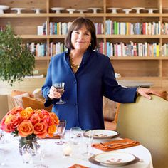 The Barefoot Contessa shares her genius 10-step game plan to a calm holiday #Thanksgiving
