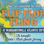 'Flip Flop Fling' Party Celebrates Spring & Benefits Gilda's Club South Jersey #LiteRock #Spring #NewJersey #News