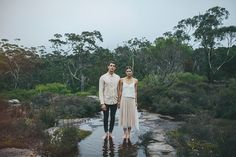 { simone and tom . engagement } » Mitch Pohl Photography
