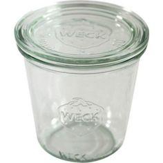 Zaváracie poháre Weck, sada 4 ks, 290 ml, viečko (možné doplniť tesnením 222271022) na ovocie zeleninu, Weck