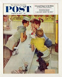 The Saturday Evening Post, August 1953