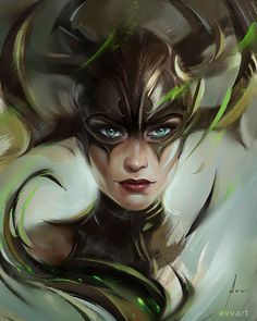 Drawing Marvel Comics New portrait Marvel Avengers, Memes Marvel, Marvel Fan Art, Marvel Girls, Captain Marvel, Marvel Villains, Marvel Characters, Marvel Hela, Akali League Of Legends