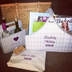 The perfect wedding gift or planning set! www.mythirtyone.com/lisamuniz Thirty-One
