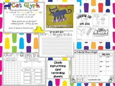 {Pete the Cat} ~ Colorful Cats Math, Science and Literacy Fun! { Aligned wi