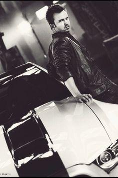 Aaron Paul/ Tobey Marshall/Need For Speed! Aaron Paul, Need For Speed Movie, Breaking Bad Jesse, Michael Pitt, Jackson Rathbone, Jesse Pinkman, Bryan Cranston, James Franco, Charlie Hunnam