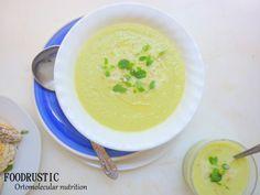 warm winter soup
