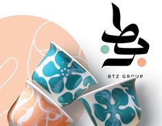 BTZ Group is a local company which specializes in selling Arabic inspired products. For the logo and brand, we wanted to emphasize the Arabesque feel but with a modern take through the use of calligraphy and a pastel color scheme. This design language car…