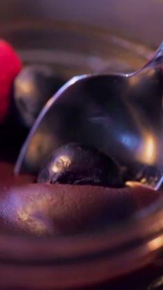 Damaris' Chocolate Mason Jars are an easy, adorable dessert.